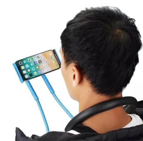 suporte de pescoço para celular