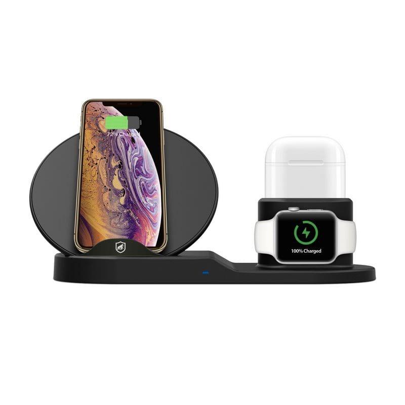 carregador sem fio para iphone capa