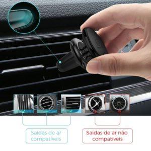 Acessórios de celular para carro defender
