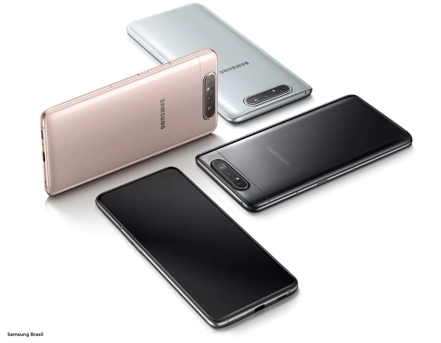 Samsung Galaxy A80 - Blog